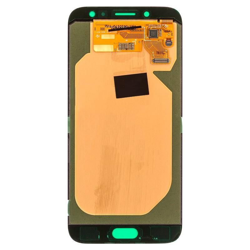 LCD Samsung J730H/J7-2017 + touch Black (100% Service OR)