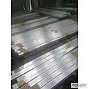 Шина алюминиевая полоса 8х30х3000 мм АД31 твёрдая и мягкая, фото 2