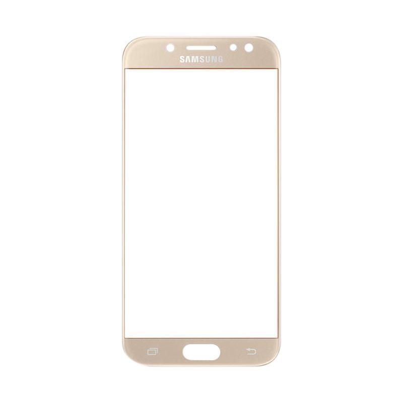 Деталь стекло для переклейки Samsung J730 (J7-2017) Gold