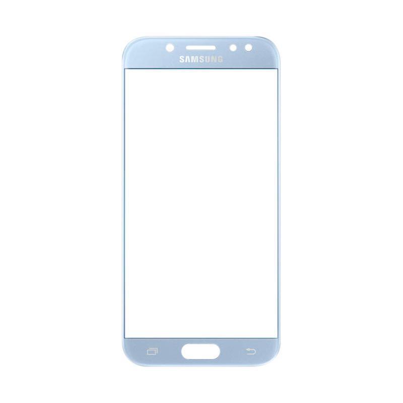 Деталь стекло для переклейки Samsung J730 (J7-2017) Blue