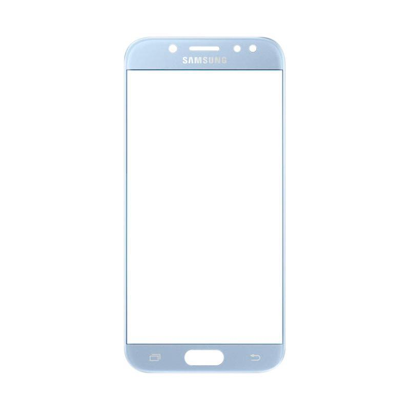Стекло Samsung J730 (J7-2017) Blue