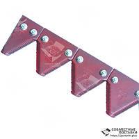 550- Ніж kpl. AGV Claas 9,14m, п'ятка 666743, сегмент 611203, фото 1