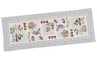 Салфетка пасхальная гобеленовая, 35х45 см, Эксклюзивные подарки, Столовый текстиль, фото 1
