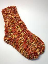 В'язані шкарпетки (70% шерсть і мохер)