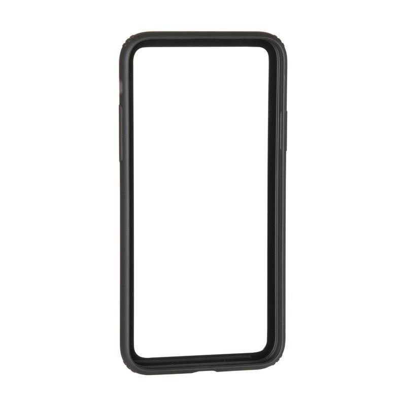 Бампер Baseus Hard And Soft Border на iPhone X Black
