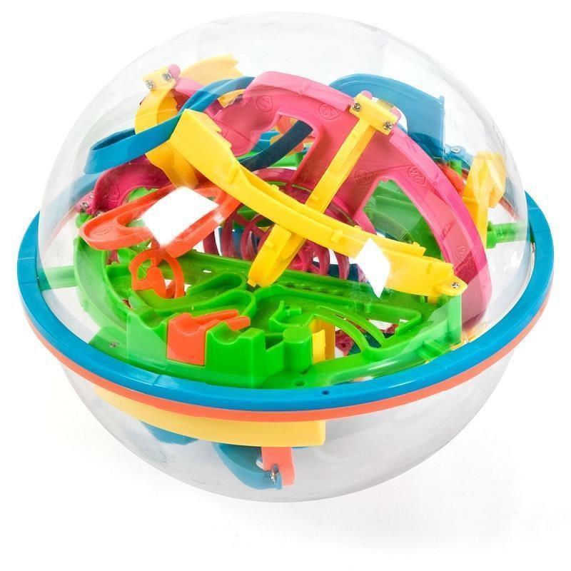 3D Шар лабиринт  - головоломка (118 ходов) Toys Ball