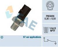 Датчик давления масла FAE 12610 на Ford Escort / Форд Эскорт