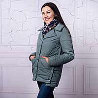 Курточка для беременных Прованс ( олива)