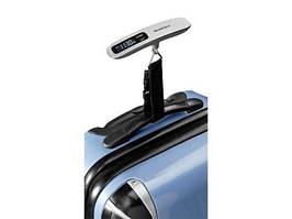 Ручные - цифровые весы для багажа SILVERCREST, до 50 кг