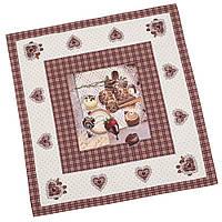 Скатерть гобеленовая, Пасхальная, 97х100 см, Эксклюзивные подарки, Столовый текстиль, фото 1