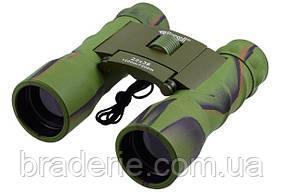 Бинокль 22x36 BASSELL Green двадцатидвухкратное увеличение