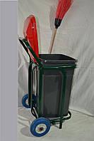 Тележка для уборки ТКУ-90, фото 1