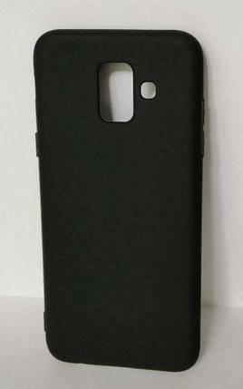 Силикон для Samsung А6 2018 (A600) SMTT , фото 2