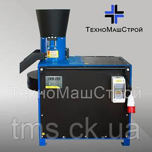 Гранулятор кормов ГКМ-200(5,5 кВт.)
