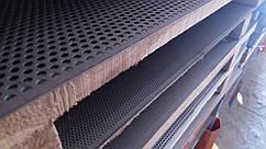 Нержавеющий перфорированный лист PA Rv2-3,5/1/1000x2000 AISI304