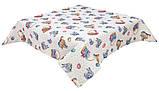 Скатерть гобеленовая, Кролик пасхальный, 97х100 см, Эксклюзивные подарки, Столовый текстиль, фото 2