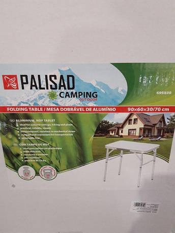 Столик туристический складной PALISAD 900x600x300/700 мм (695838), фото 2