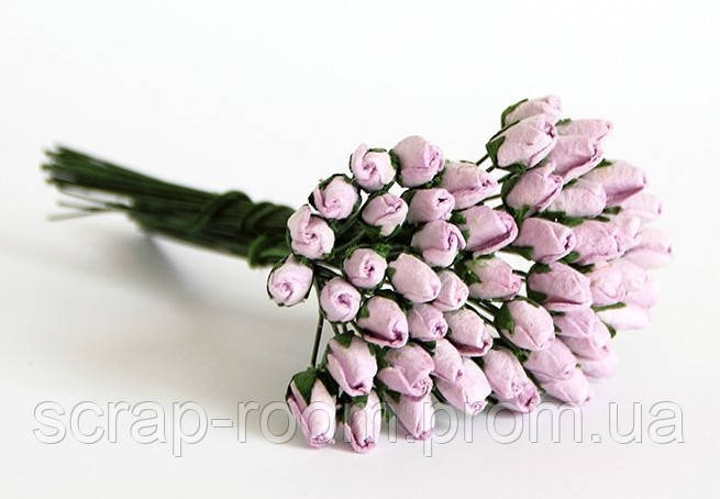 Роза бутон закрытый сиреневый 1 см, бутоны розы закрытые сиреневые, сиреневые бутоны роз, розы, цена 1 шт