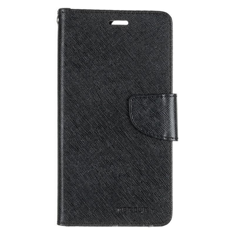 Чехол-книжка Goospery для Huawei Nova 2 Plus Black
