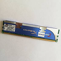 Игровая оперативная память Kingston HyperX DDR2 2Gb 800MHz PC2 6400U CL4 (KHX6400D2LL/2G) 2V Б/У, фото 1