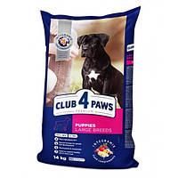Клуб 4 Лапи Premium Puppy Large Breed 14 кг - корм для цуценят великих порід