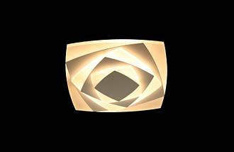 Светодиодный светильник накладной. 2167, фото 2