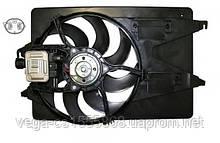 Вентилятор системы охлаждения двигателя NRF 47262 на Ford Mondeo / Форд Мондео