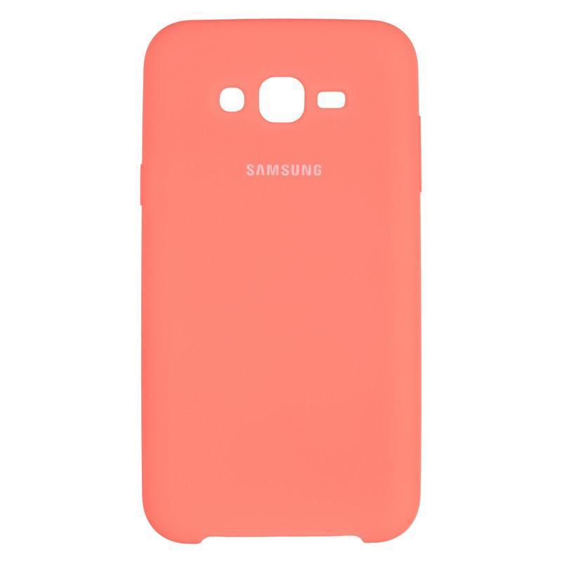 Чехол-накладка Pro Soft для телефона Samsung J700 (J7) Pink (29)