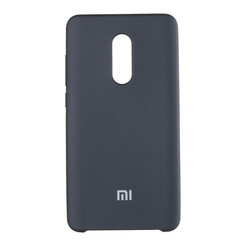 Чехол-накладка Pro Soft для телефона Xiaomi Redmi 4x Black (18)