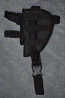 Тактическая набедренная кабура, черный