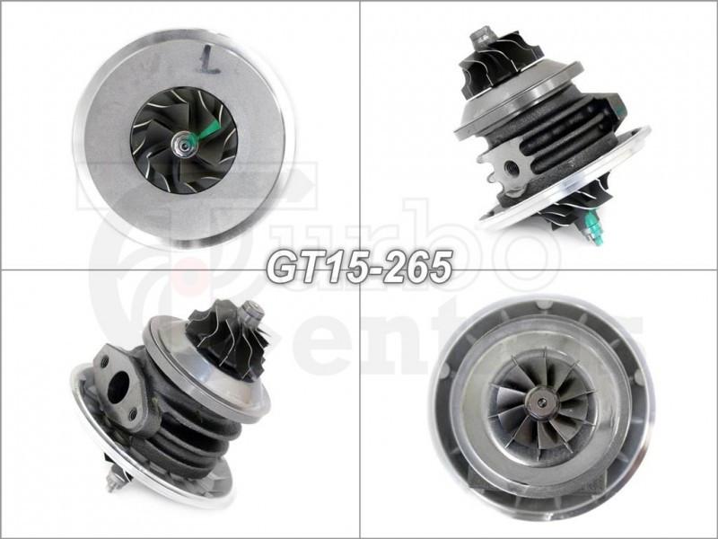 Картридж турбины Ford Mondeo II 1.8TD от 1996 г.в. 90 л.с. 452124-0004, 452124-0006