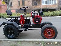 МотоТрактор 9,0 л.с. бензин