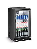 Барный холодильник на напитки 1-дверная 118 Л - код 233900