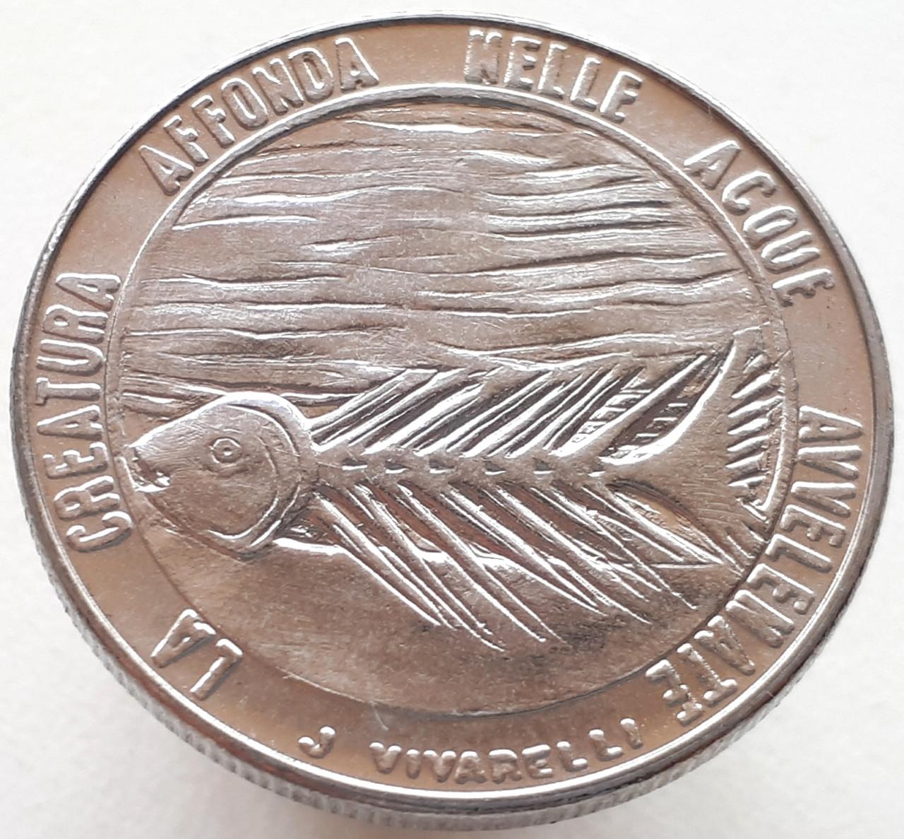 Сан-Марино 100 лир 1977