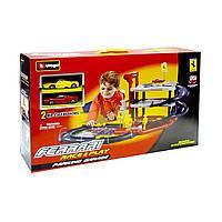 """Игровой набор """"Гараж Ferrari"""" 18-31204 ТМ: Bburago"""
