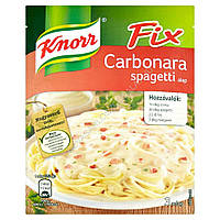 Соус основа Knorr карбонара спагетти  /Венгрия/