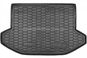 Резиновый коврик багажника Chery Tiggo 5 2016- Avto-Gumm
