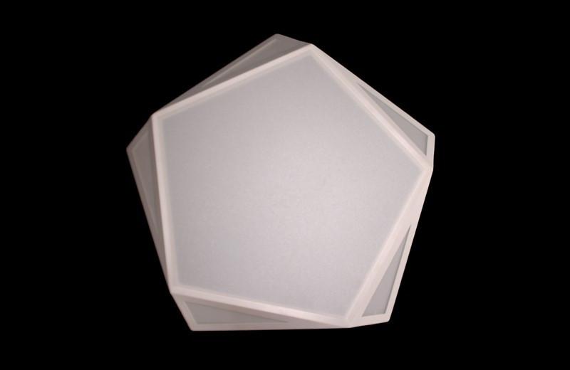 Светодиодная люстра с пультом. 6891
