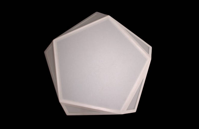 Светодиодная люстра с пультом. 6891, фото 2