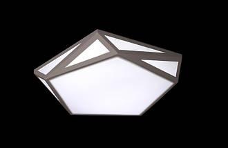 Светодиодная люстра с пультом. 6891, фото 3