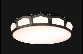 Светодиодная люстра с пультом. 6906, фото 3