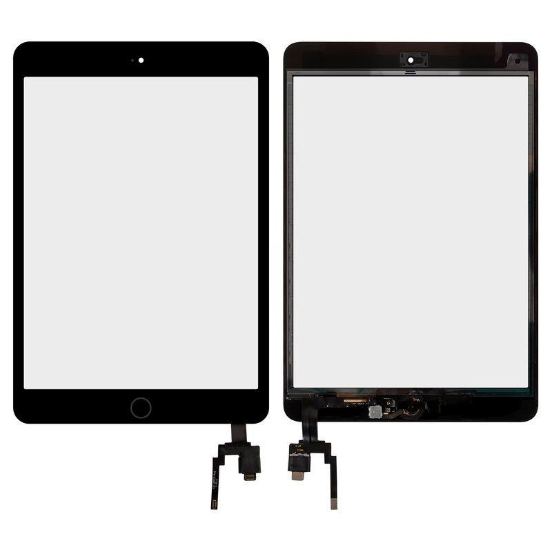Touchscreen + Len iPad mini 3 with microscheme Black OR