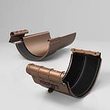 Медные водосточные системы Roofart Scandic Copper 150/100., фото 4