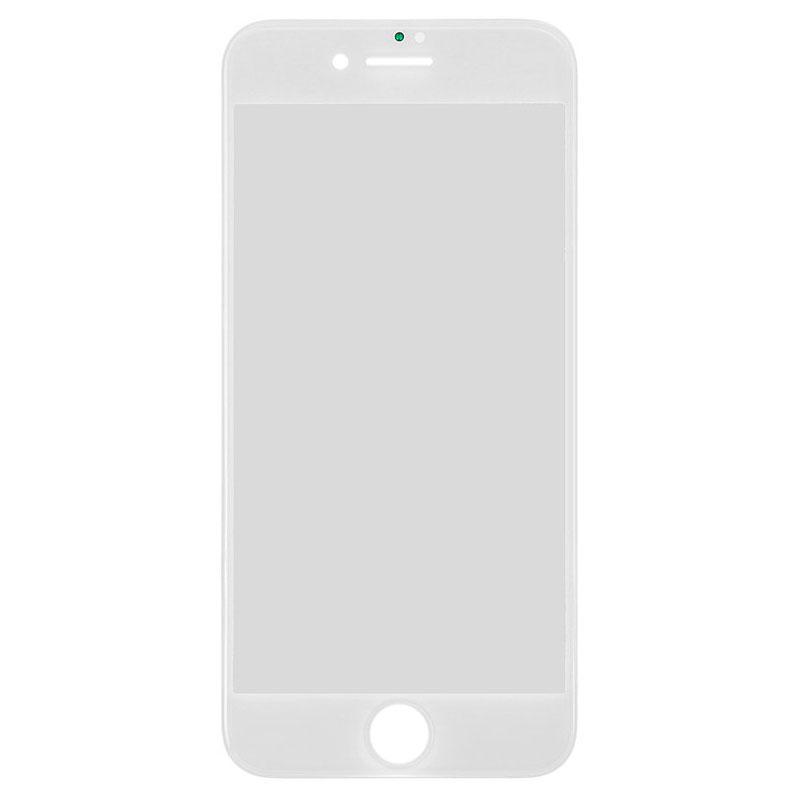 Стекло iPhone 8 White