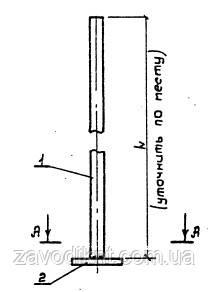 Вал привода РА-3