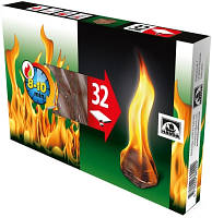 Разжигатели огня Hansa (32 шт.)