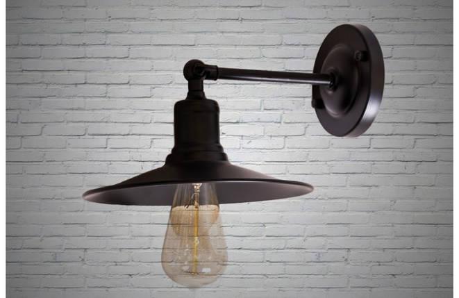 Светильник в стиле ЛОФТ (настеннный, потолочный) 104-1, фото 2