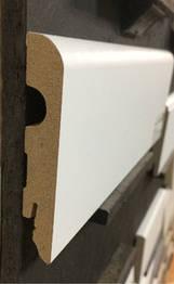 ПЛІНТУС FN Neuhofer Holz PAINT-ON MDF FU91L БІЛИЙ (89x15x2400)