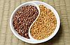 ЛЁН светлый Микрозелень, семена льна органического для употребления в пищу проращивания, 200 г
