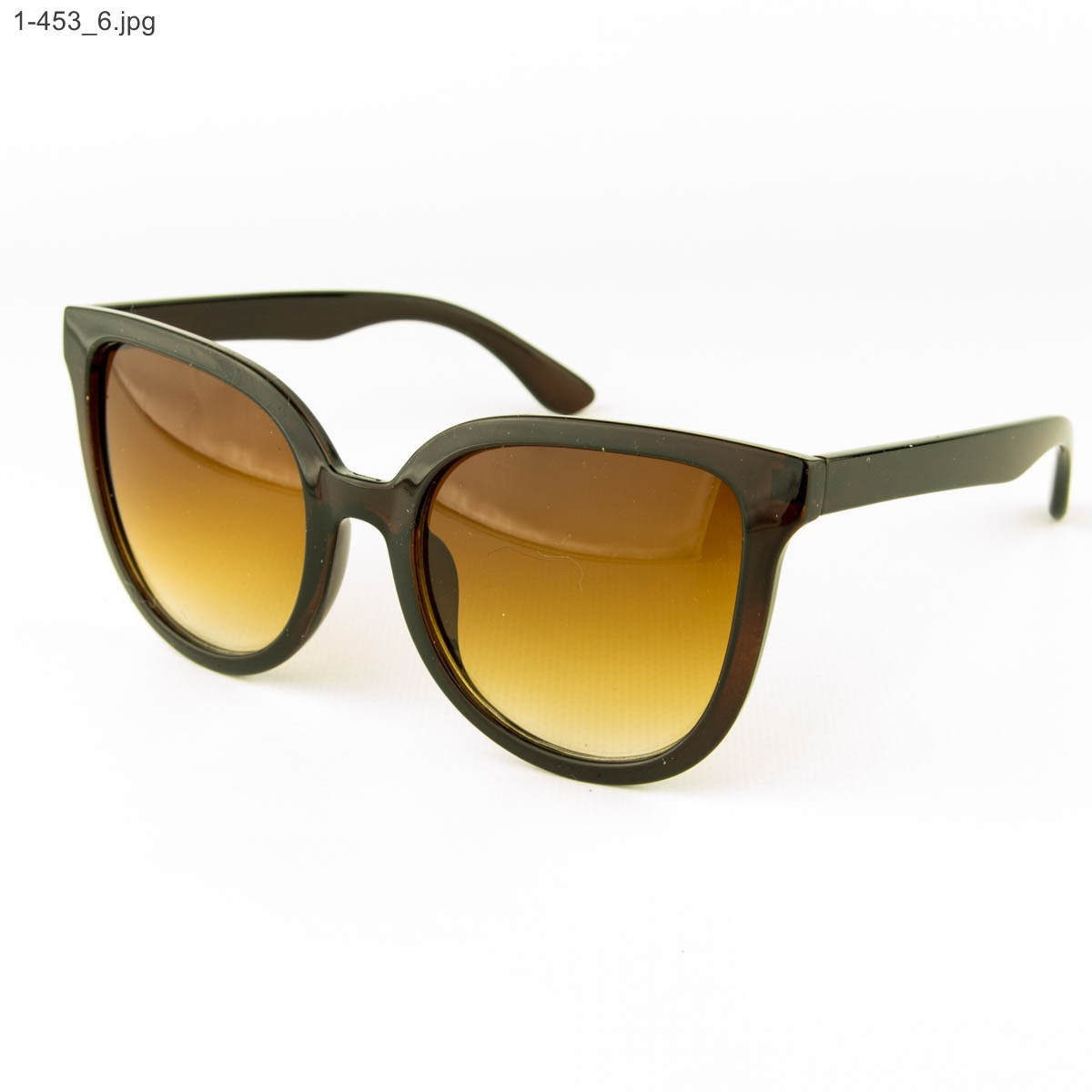 Солнцезащитные женские очки - Коричневые - 1-453